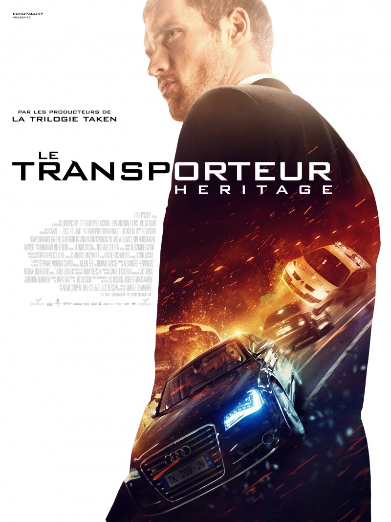 ����������: �������� / The Transporter Refueled (2015) [HD 720]