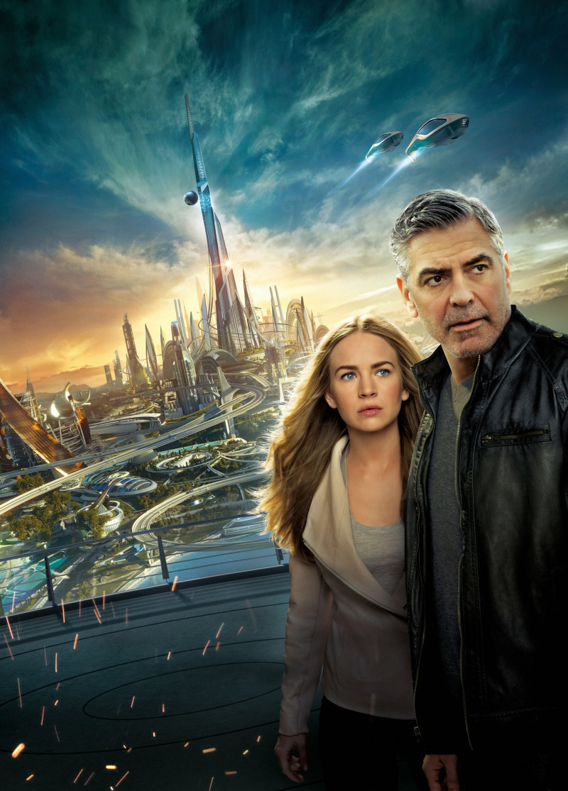 ����� �������� / Tomorrowland (2015) [HD 720]