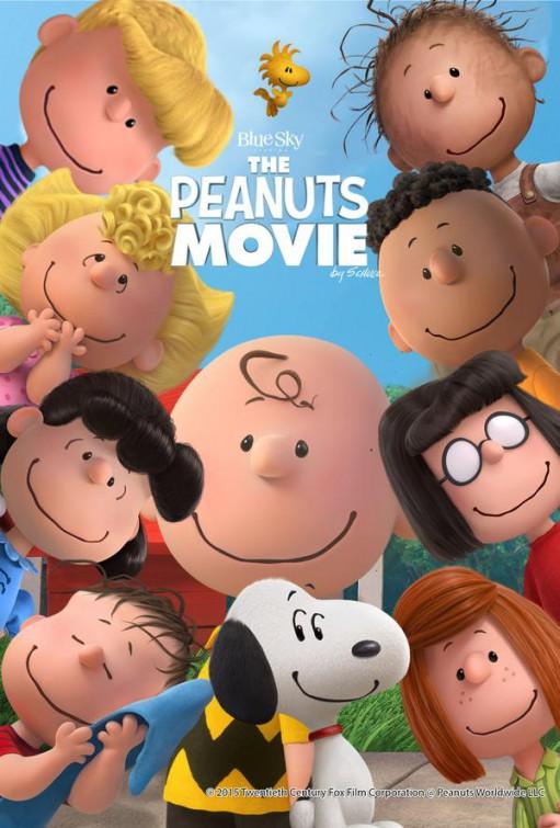 Снупи и мелочь пузатая в кино (24 декабря 2015)