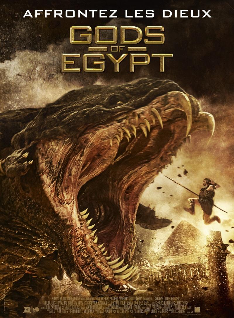Боги Египта | BDRemux 1080p | 2D/3D | Лицензия
