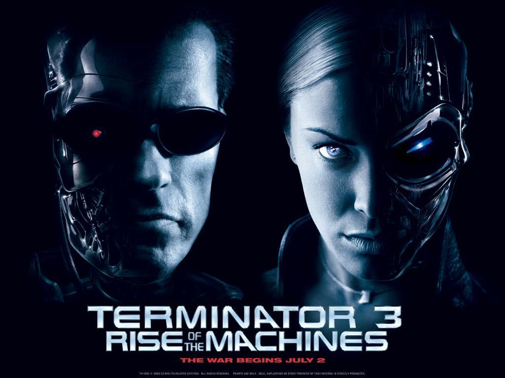 Терминатор 3: Восстание машин (2 3) - смотреть