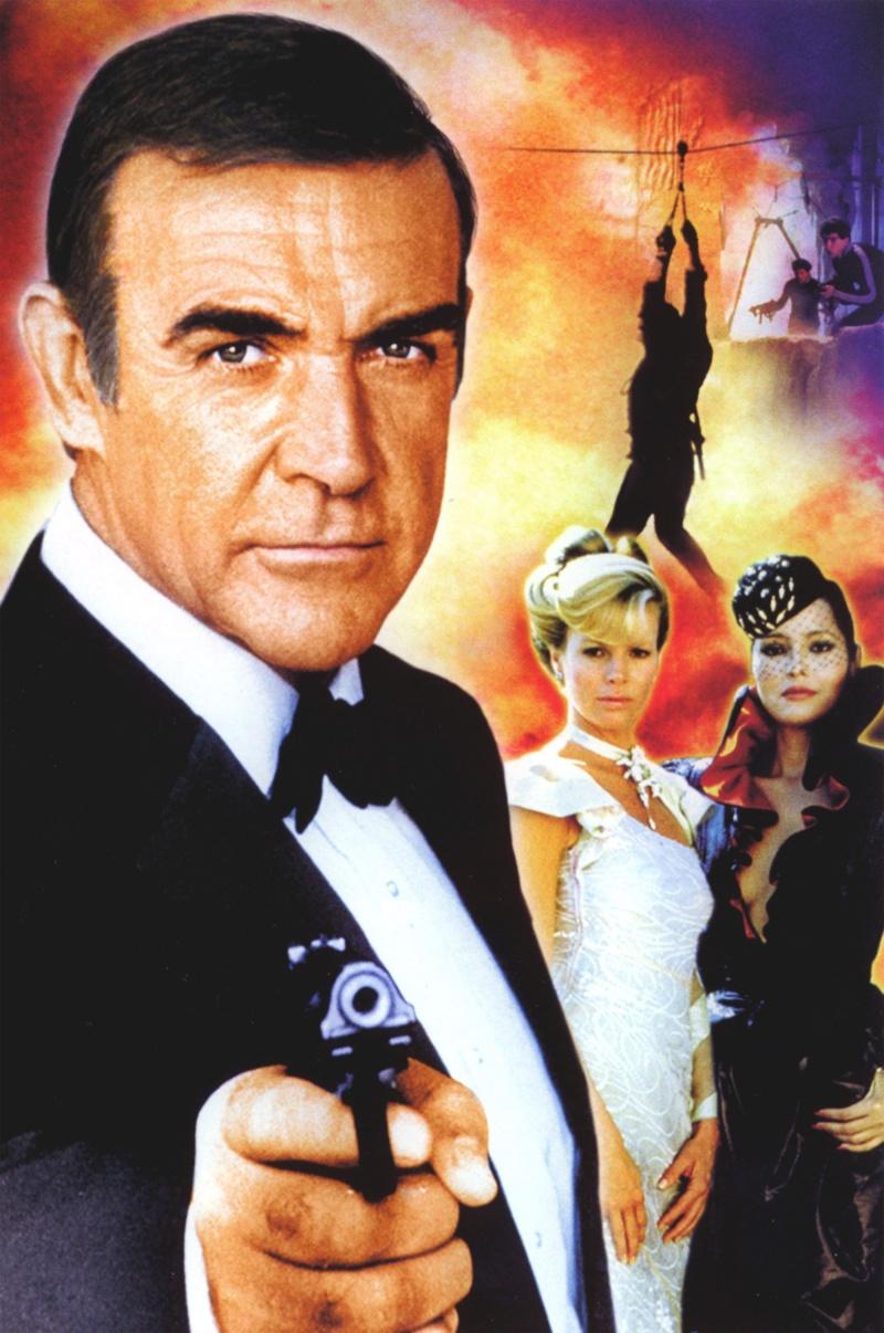 007:Никогда не говори «никогда» - смотреть онлайн