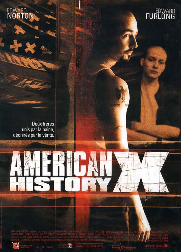 Американская история Х - смотреть онлайн