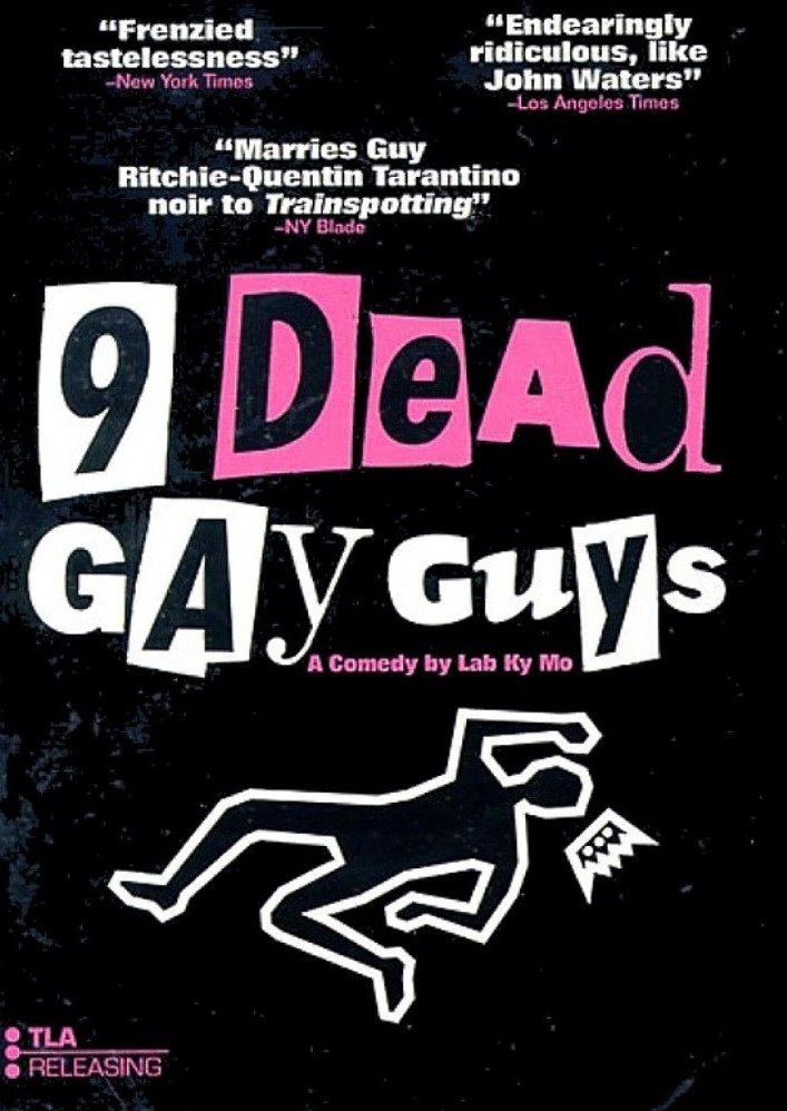 9 мёртвых геев / 9 Dead Gay Guys 2002 / DVDRip Comedy / Crime.