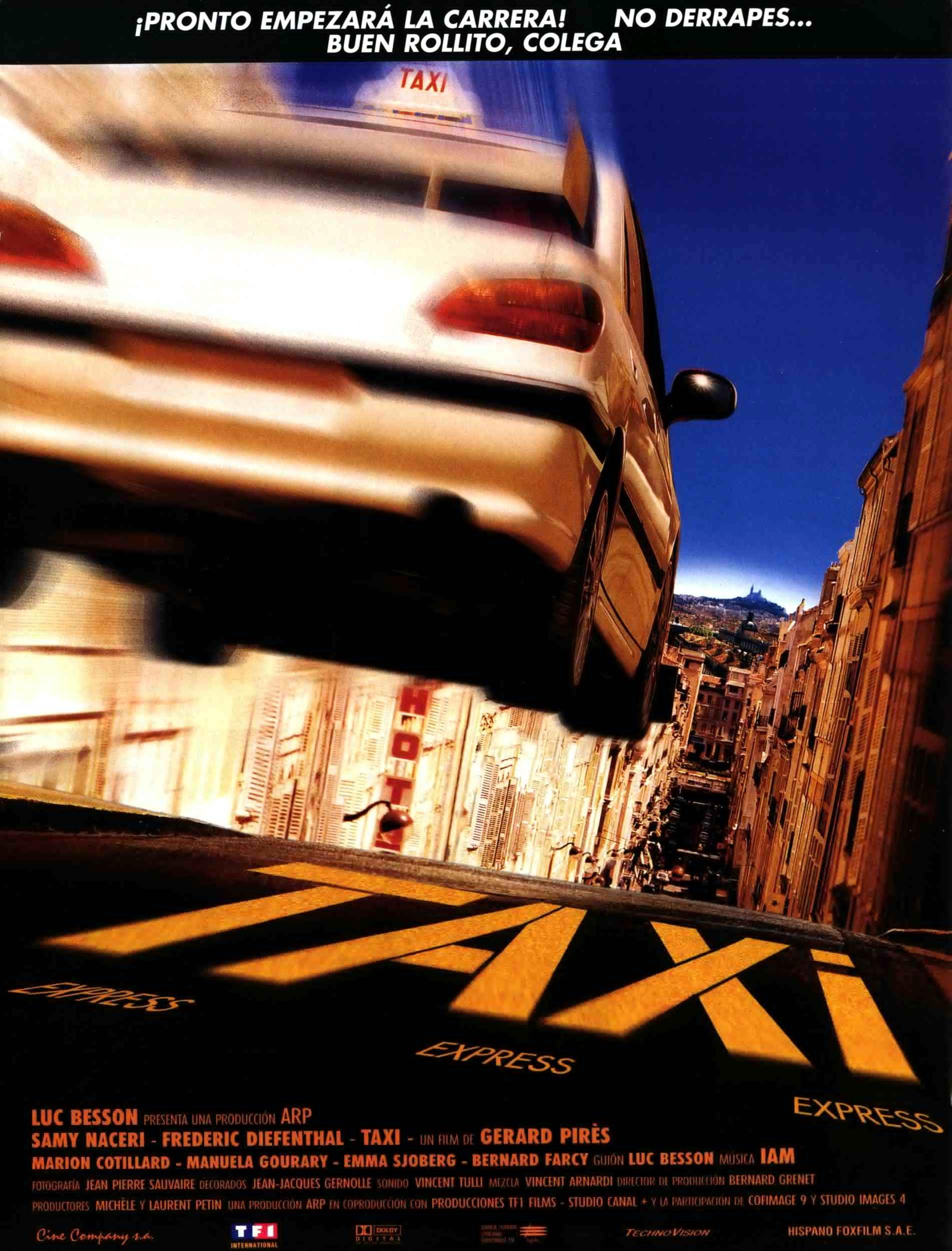 такси 4 бесплатно смотреть: