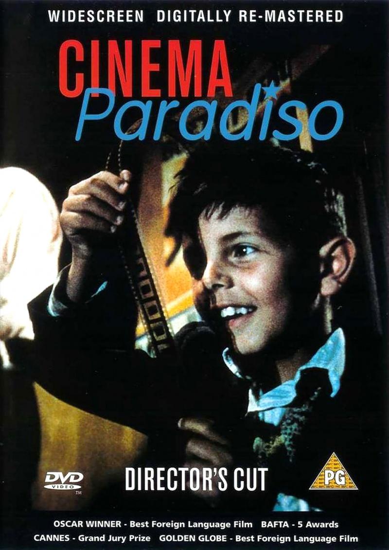 Постеры: Новый кинотеатр 'Парадизо'
