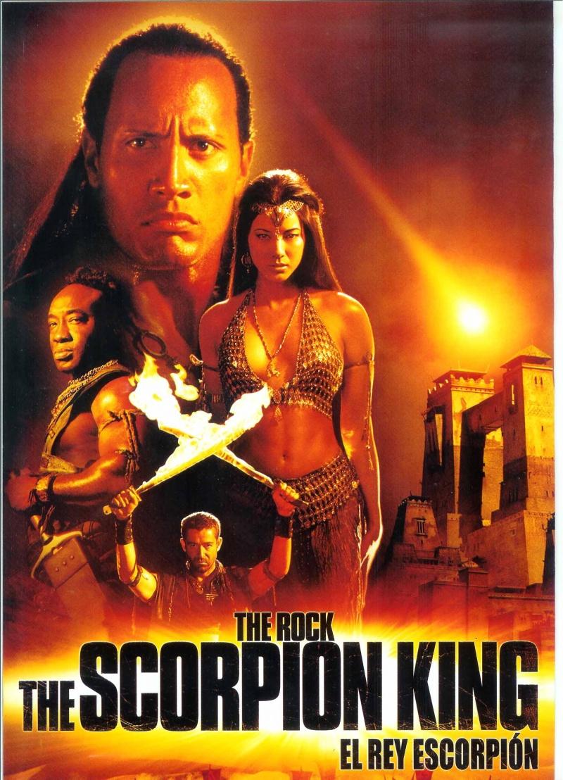 Смотреть порно фильм царь скорпионов