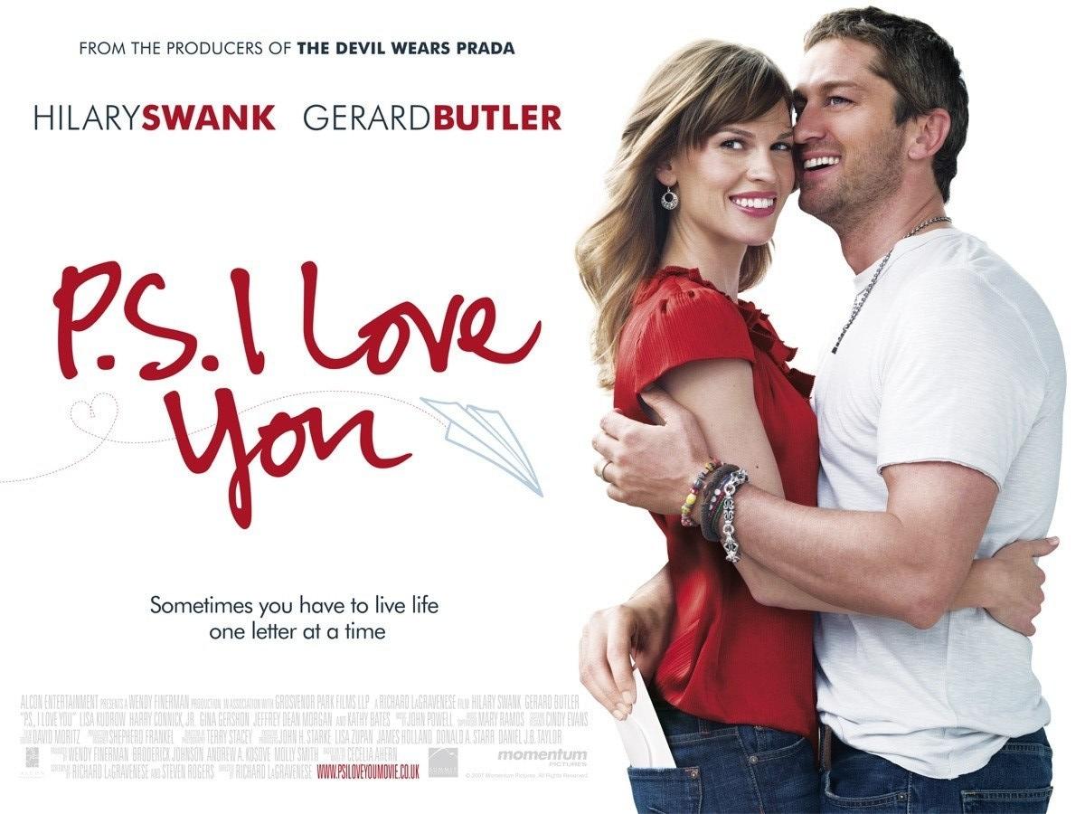 Постеры: P.S. Я люблю тебя
