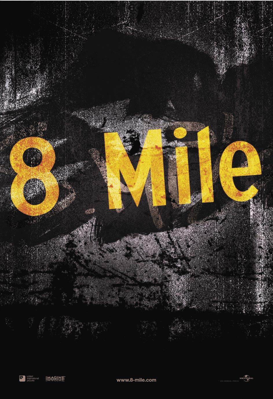 Постеры: 8 миля