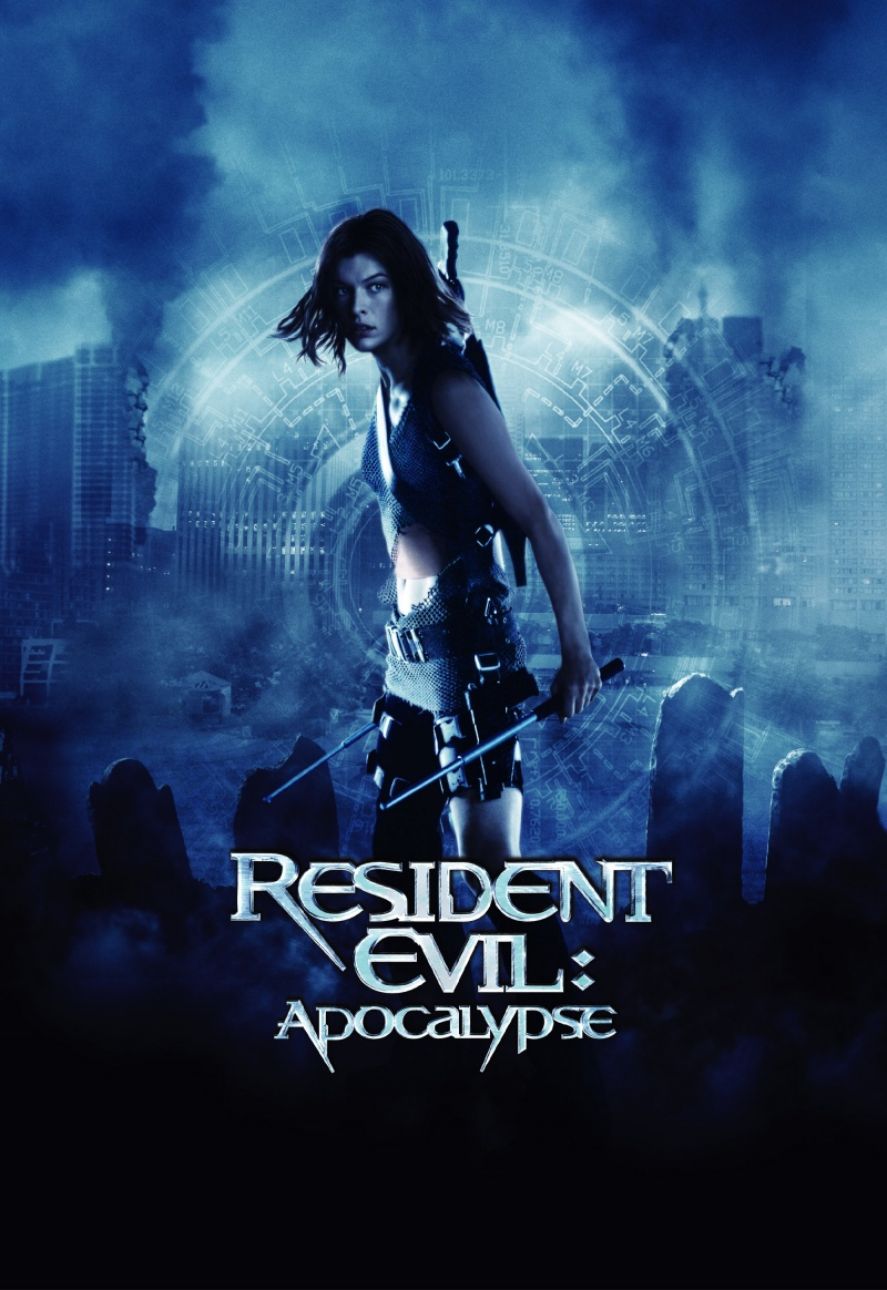 Обитель зла 2: Апокалипсис - смотреть онлайн