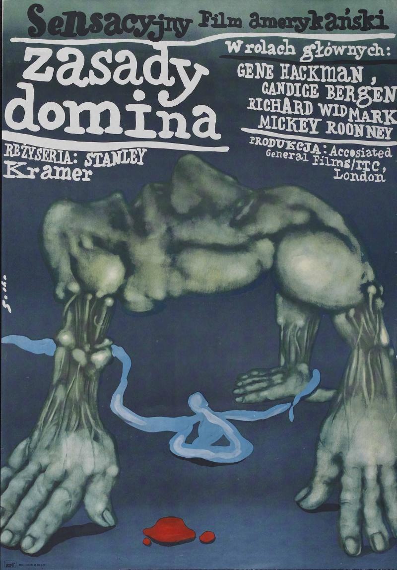 Год выпуска: 1977 Заглавие кинофильма: Принцип домино Оригинальное: The Domino Principle Страна: США...