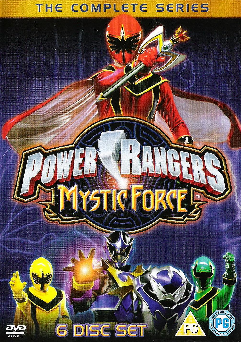 Игру Могучие Рейнджеры Мистическая Сила