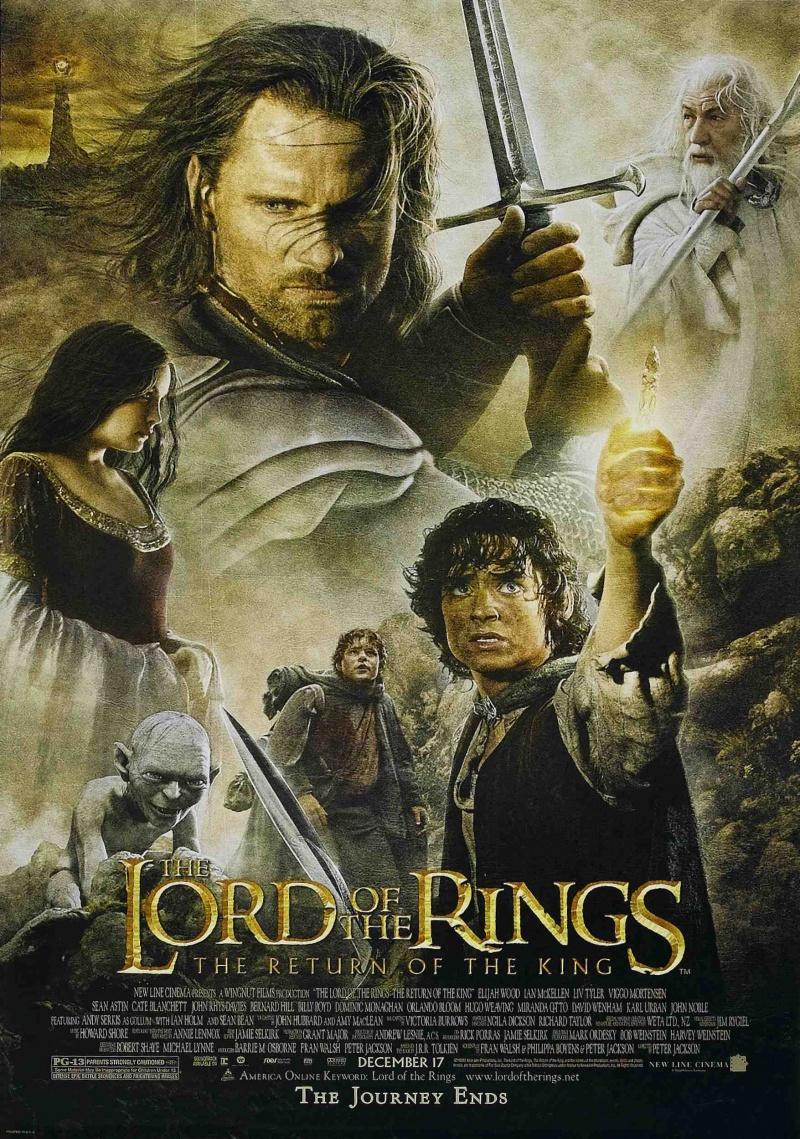 Властелин колец: Возвращение Короля [The Lord of the Rings: The Return of the King]