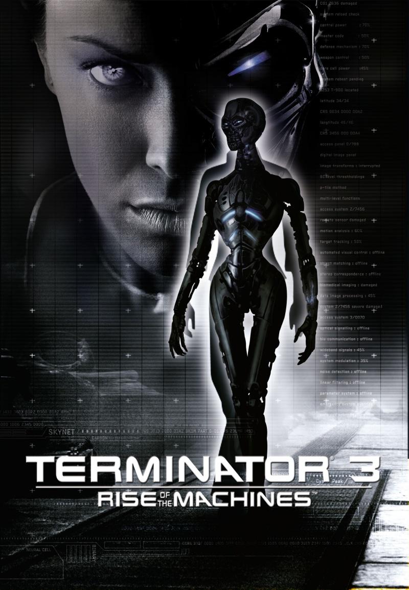 саунтрек терминатор 3: