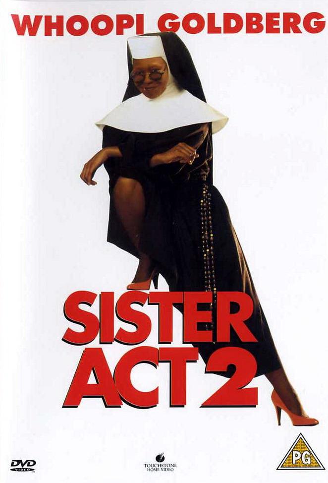 Кадры из фильма «Сестричка, Действуй» / 1992