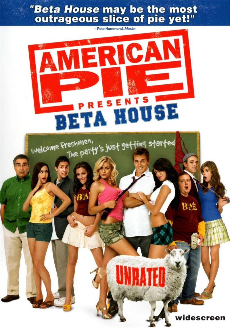 «Американский Пирог: Переполох В Общаге» — 2007