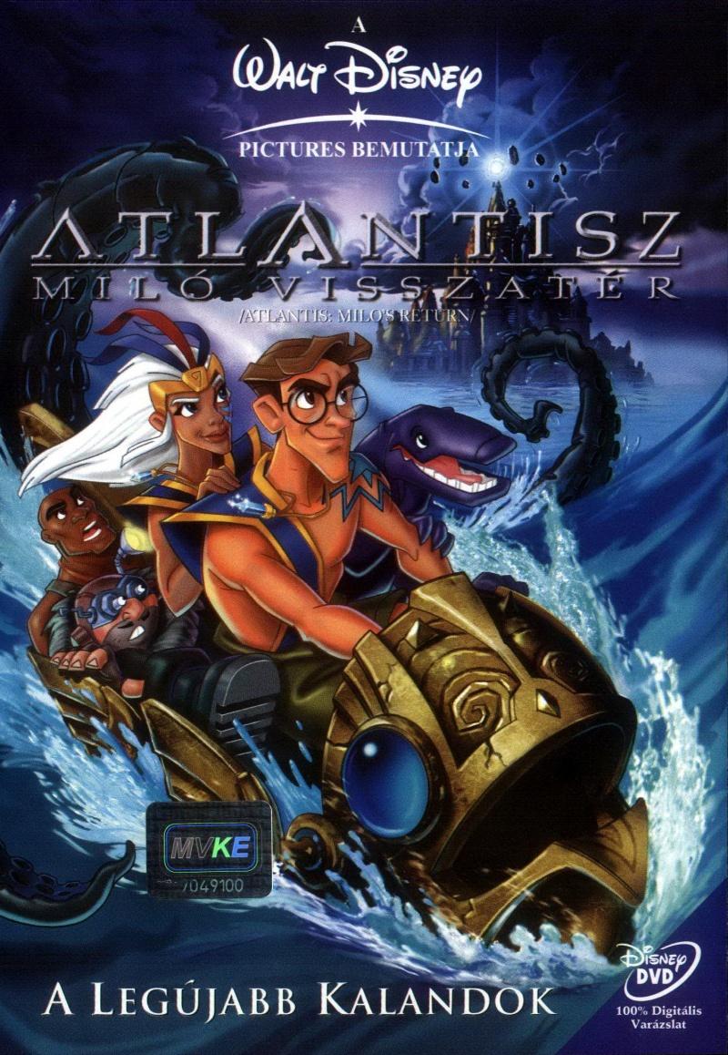Атлантида Возвращение Майло (2003) / смотреть онлайн бесплатно.