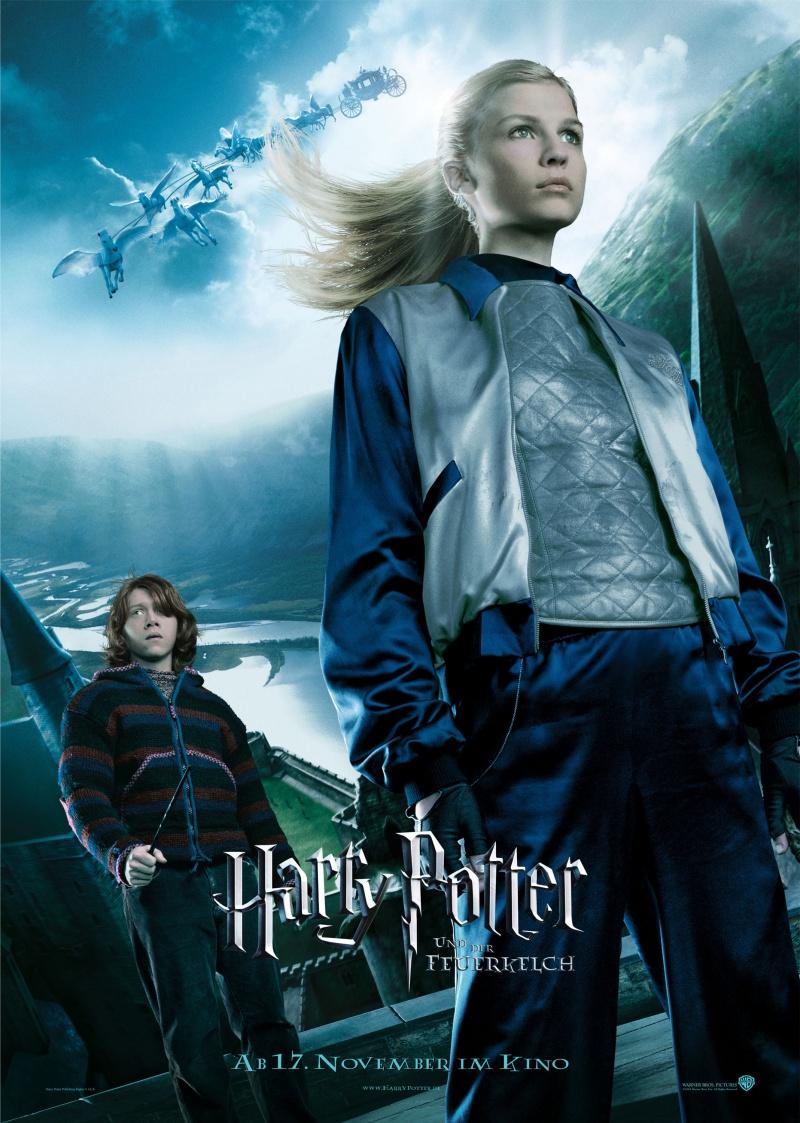 Постеры: Гарри Поттер и Кубок огня