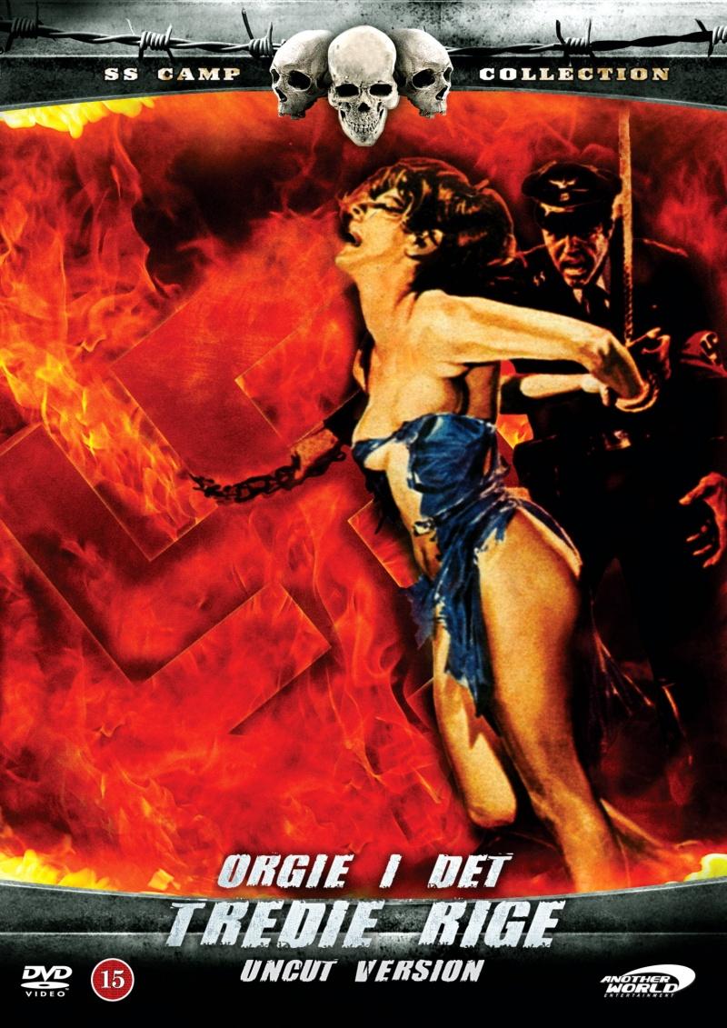 Постер фильма L'ultima orgia del III Reich.