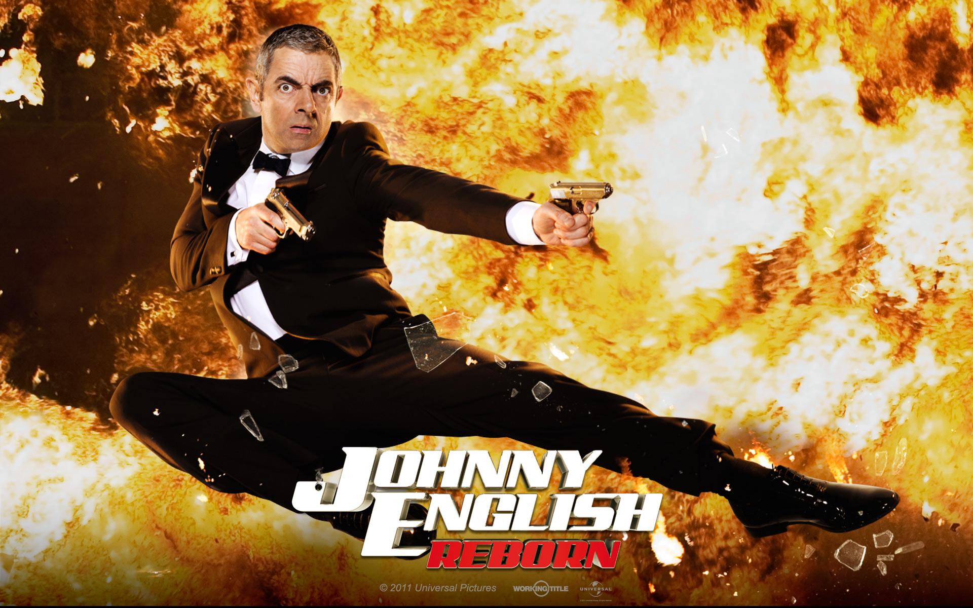 Агент Джонни Инглиш: Перезагрузка (2 11) фильм
