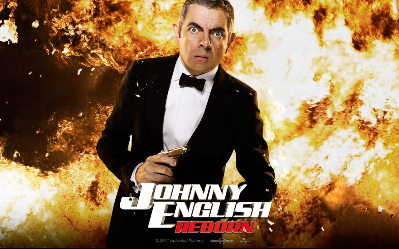 Агент Джонни Инглиш: Перезагрузка - КиноПоиск