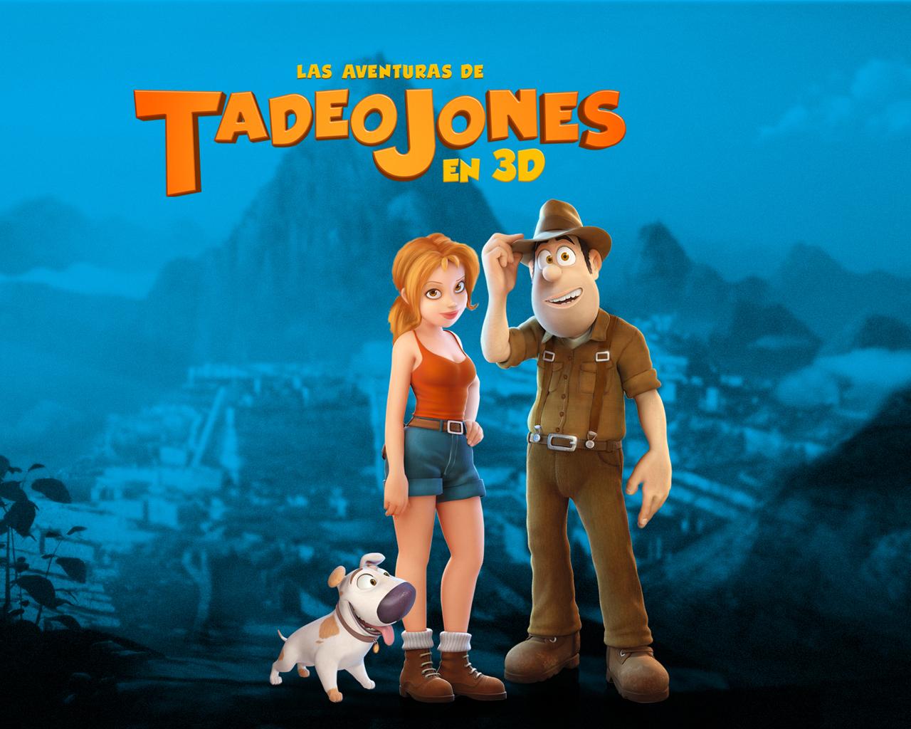 «Тэд Джонс И Затерянный Город» — 2012