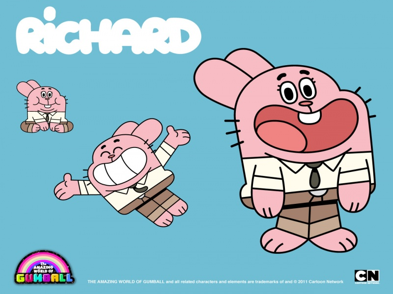 удивительный мир гамбола доктор свинья серия