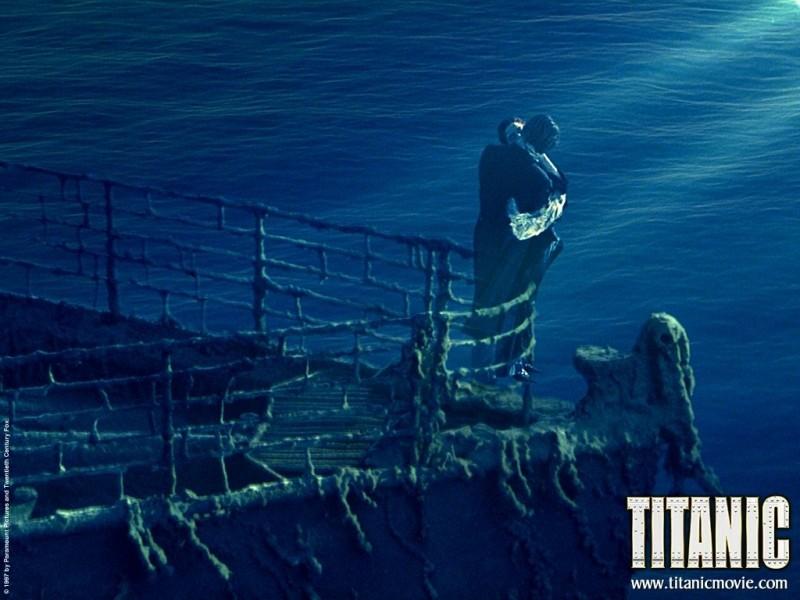 Обои: Титаник: www.kinopoisk.ru/picture/2043/w_size/800