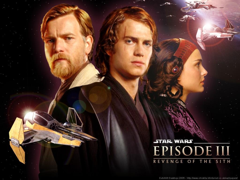 Звездные войны эпизод 3 месть