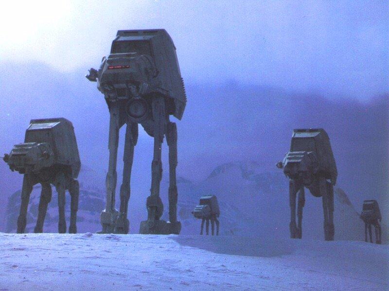 Звездные войны эпизод 5 – империя