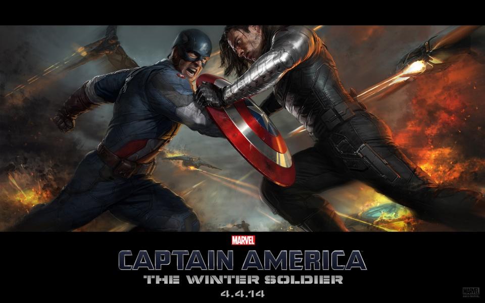 Смотреть фильм Первый мститель: Другая война онлайн