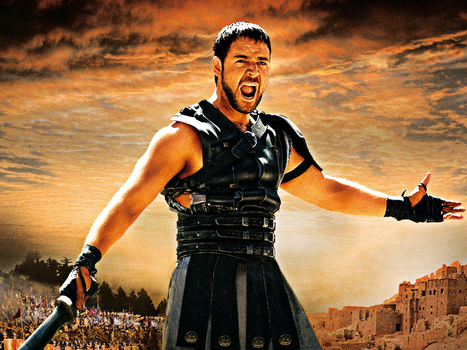 gladiator fact or foction essay