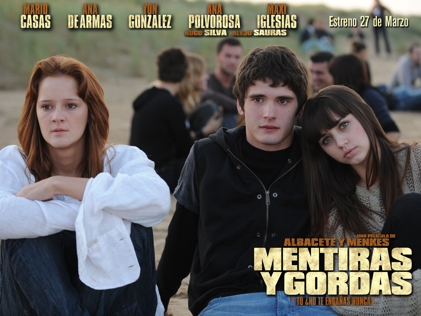 Скачать Секс, вечеринки и ложь, Mentiras y gordas, фильм, кино, фото