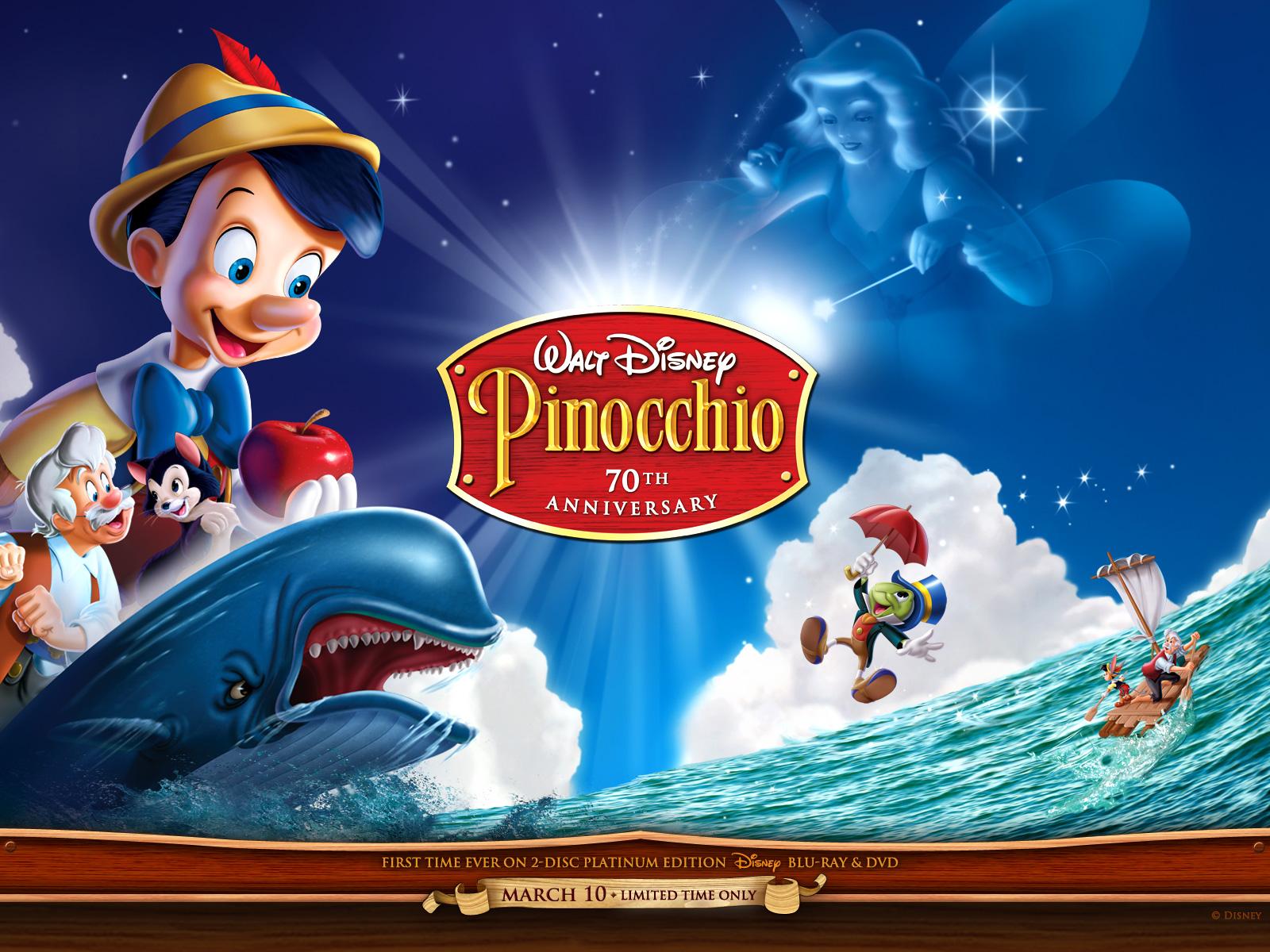 Смотреть мультик бесплатно пиноккио 3 фотография