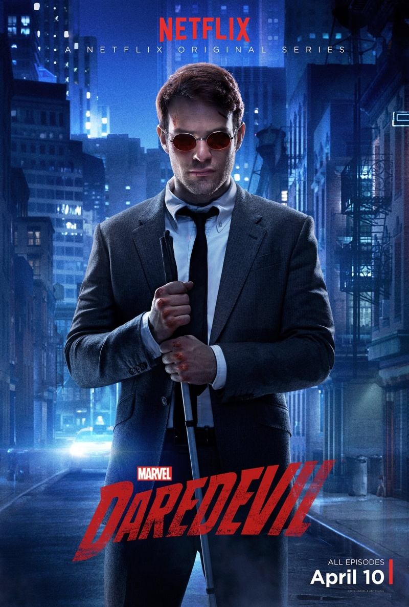 Сорвиголова. Сезон 1-2 / Daredevil (2015) [HD 720]