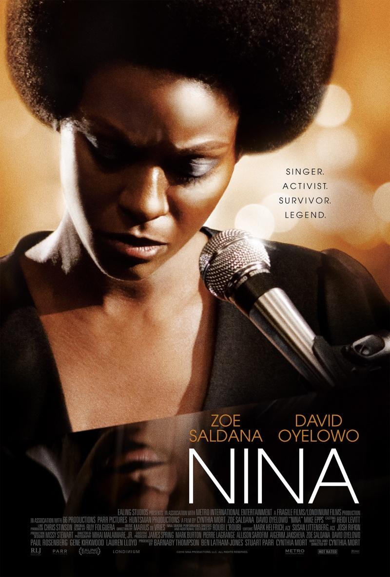 Первый трейлер фильма Нина